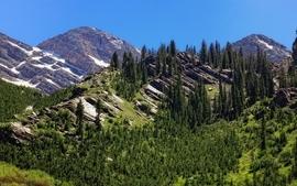 Mountains landscapes 13 wallpaper