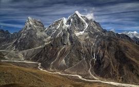 Mountains landscapes 19 wallpaper