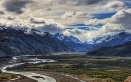 Mountains landscapes 22 wallpaper
