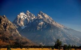 Mountains landscapes 7 wallpaper