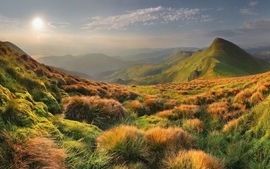 Mountains landscapes nature photography hills wallpaper