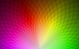 Multicolor patterns textures creative digital art artwork wallpaper