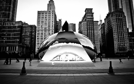 Music chicago pink floyd triangles chicago bean wallpaper