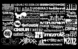 Music daft punk deadmau5 justice dubstep the prodigy the bloody wallpaper