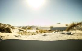 Nature beach sand wallpaper