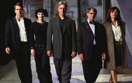 Ncis tv series wallpaper