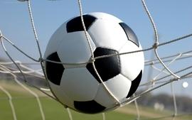 Nets soccer balls wallpaper