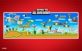 Nintendo super mario nintendo wii super mario bros new super wallpaper