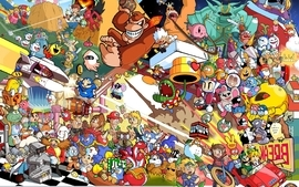 Nintendo super smash bros all star romstation wallpaper