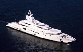 Ocean ships yachts wallpaper