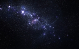 Outer space stars galaxies 8 wallpaper