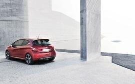 Peugeot concept art peugeot 208 gti wallpaper