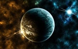 Planets 3 wallpaper