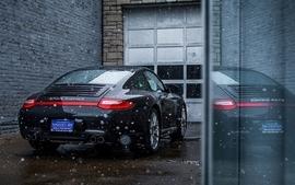 Porsche cars reflections porsche carrera gts porsche carrera wallpaper
