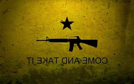 Rifles stars flags usa m16 wallpaper