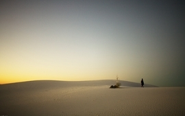 Sand desert lost tv series wallpaper