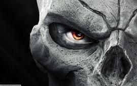 Skulls eyes death dark captain america hydra darksiders marvel wallpaper