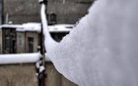 Snow tehran wallpaper