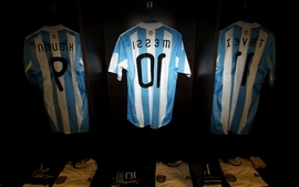 Soccer lionel messi argentina national football team carlos tvez wallpaper