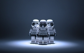 Star wars lego stormtroopers photography objects wallpaper