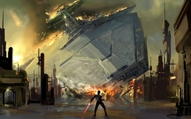 Star wars starkiller the force unleashed wallpaper