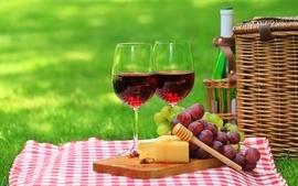Summer wine wallpaper