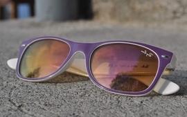 Sunglasses italian depth of field ray ban wallpaper