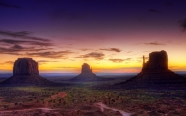 Sunset landscapes nature photography canyon wallpaper