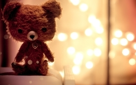 Teddy bears 2 wallpaper