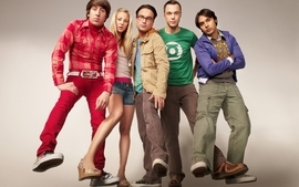 The big bang theory tv serie kaley cuoco tv series jim parsons wallpaper