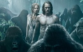 The Legend of Tarzan... wallpaper