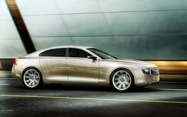 Vehicles supercars volvo universe concept 3 wallpaper