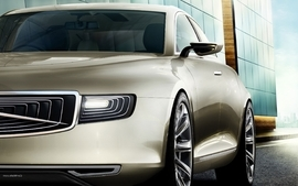 Vehicles supercars volvo universe concept 4 wallpaper