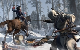Video games assassins creed 3 wallpaper