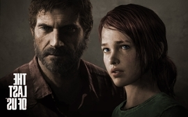 Video games colored ps3 the last of us wallpaper