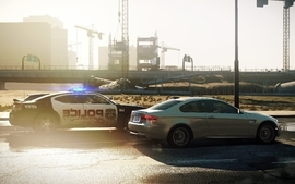 Video games dodge charger srt8 need for speed most wanted pc wallpaper