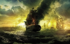 Water black sea movies ships pirates of the caribbean on wallpaper