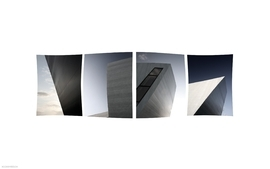 White architecture modern photomanipulations 4 wallpaper