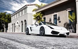 White cars lamborghini vehicles lamborghini gallardo wallpaper