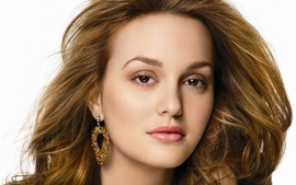 Women actress celebrity leighton meester wallpaper