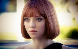 Women actress redheads amanda seyfried faces in time wallpaper