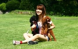 Women grass girls generation snsd celebrity lee soon kyu wallpaper