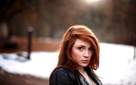 Women redheads models bryce dallas howard wallpaper
