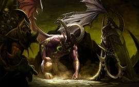 World of warcraft illidan illidan stormrage world of warcraft wallpaper