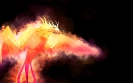World of warcraft phoenix wallpaper