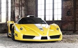 Yellow cars ferrari vehicles yellow cars ferrari ffx wallpaper