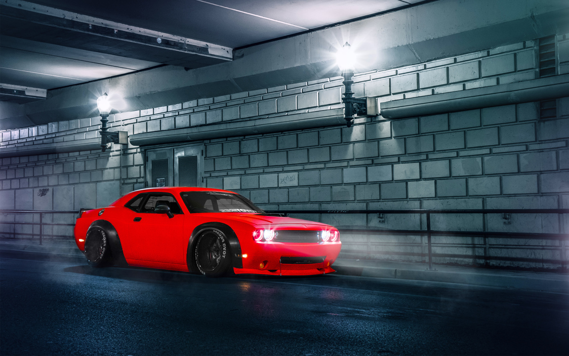 2015 Dodge Challenger SRT (1152x720)