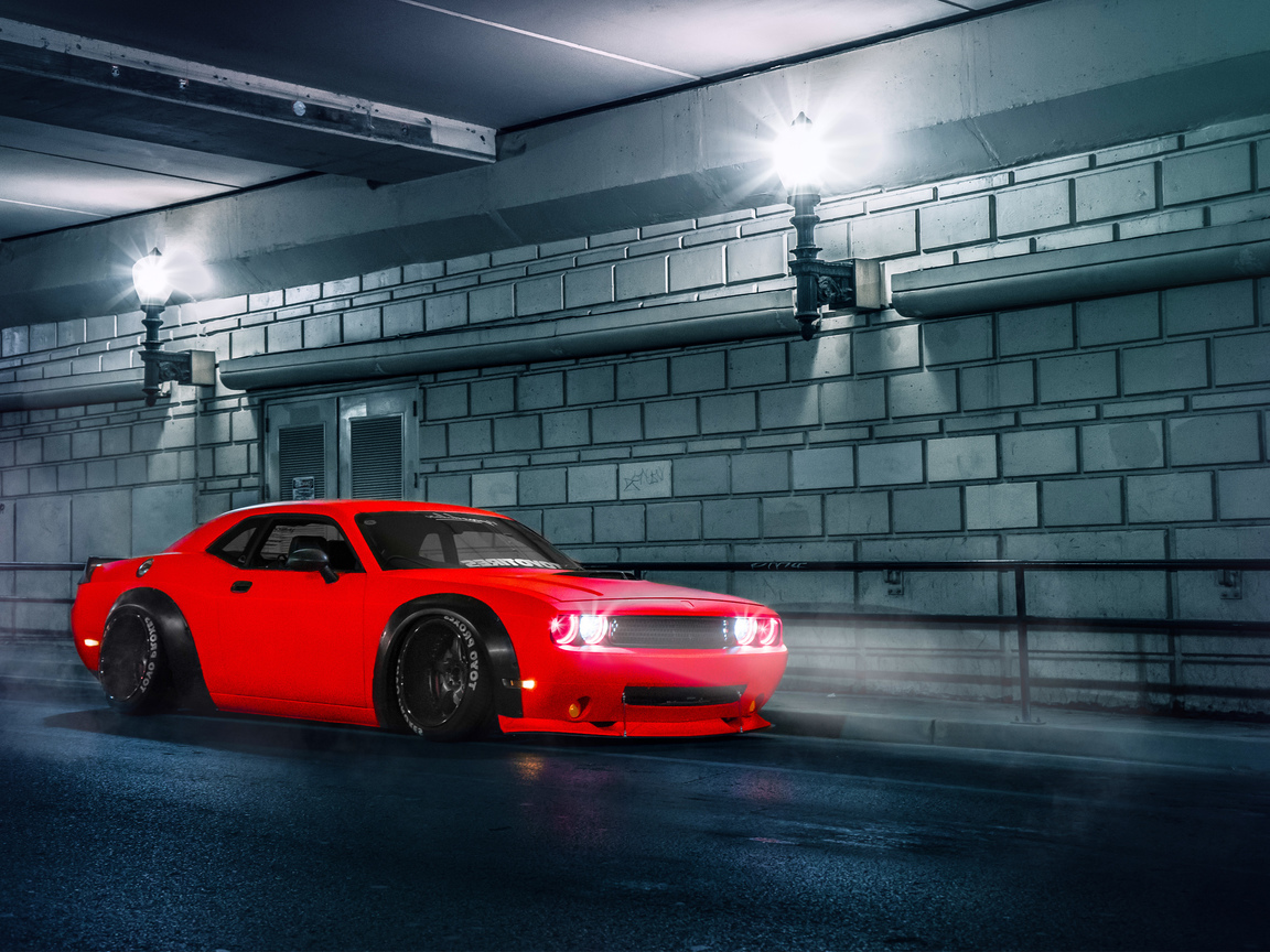 2015 Dodge Challenger SRT (1152x864)