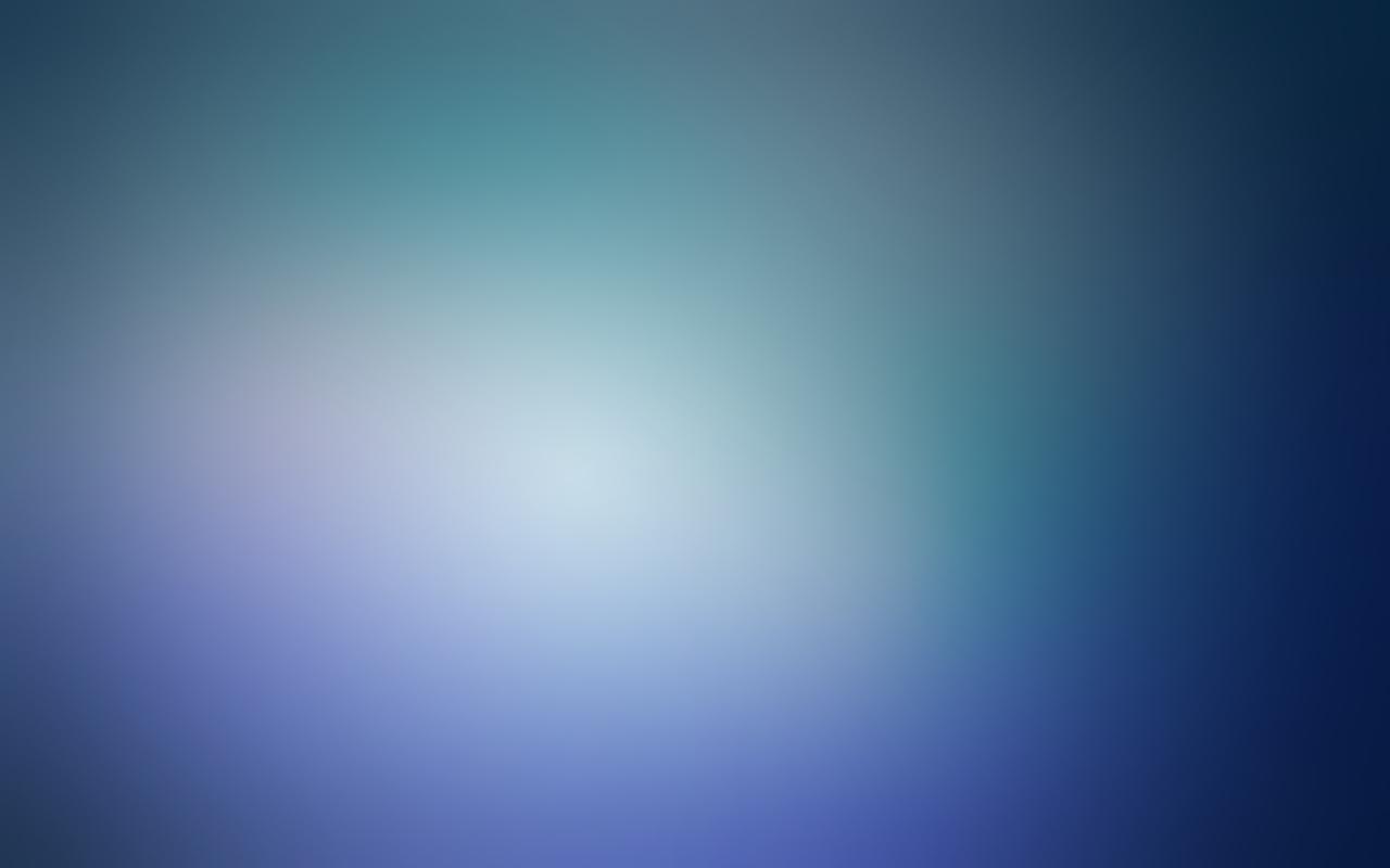Blue minimalistic blurry gaussian blur (1280x800)