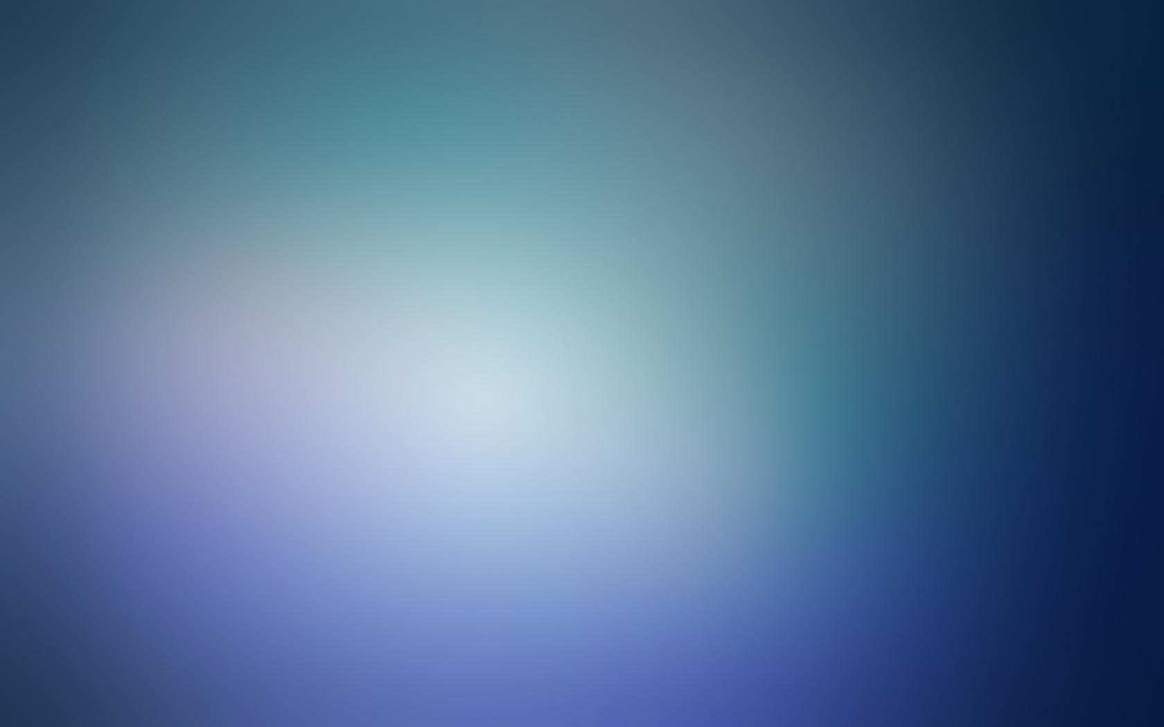 Blue minimalistic blurry gaussian blur (1680x1050)